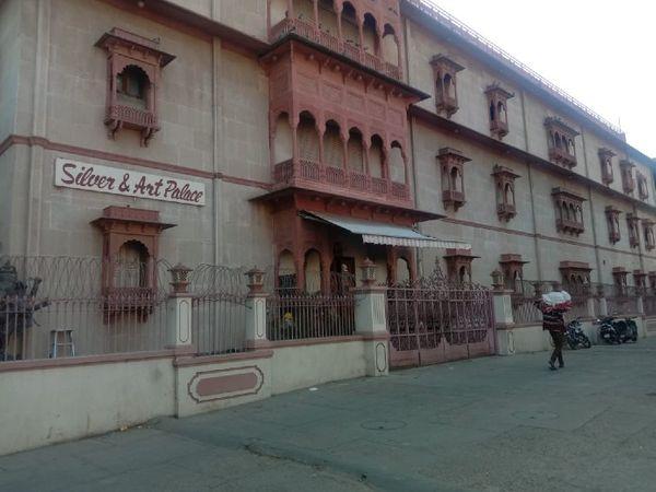 11 दिन से जारी राजस्थान की सबसे बड़ी आयकर रेड में इसी जगह से सुरंग में मिला है कालेधन का खजाना - Dainik Bhaskar