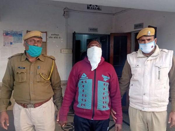 10 साल की मासूम से दुष्कर्म करने के आरोपी को कोर्ट ने 20 साल कारावास की सजा सुनाई - Dainik Bhaskar