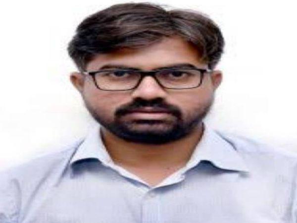 जबलपुर नगर निगम कमिश्नर आईपीएस अनूप कुमार सिंह - Dainik Bhaskar