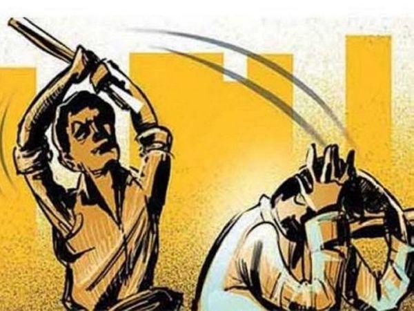 छत्तीसगढ़ के बिलासपुर में शराब नहीं पिलाने पर एक युवक की जमकर पिटाई की गई और फिर उसे बंधक बना लिया। - Dainik Bhaskar