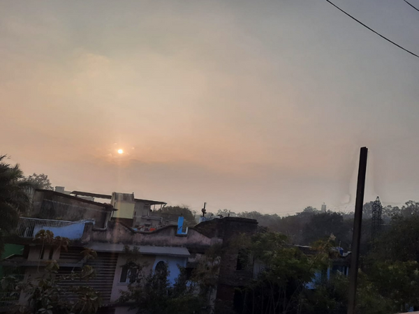 पिछले 24 घंटे में रांची का अधिकतम तापमान 26.8 डिग्री सेल्सियस और न्यूनतम तापमान 12.5 डिग्री सेल्सियस दर्ज किया गया। (फाइल) - Dainik Bhaskar