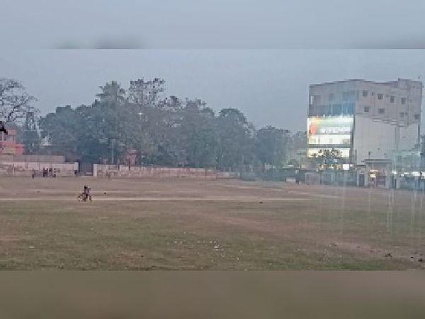 शनिवार को दिन में इस तरह रहा मौसम - Dainik Bhaskar