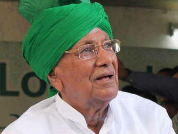 पूर्व सीएम ओपी चौटाला - Dainik Bhaskar
