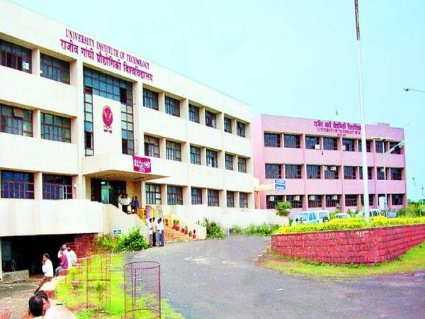 छात्र जाे ऑफलाइन परीक्षा देना चाहते हैं, उनकी जानकारी काॅलेजों को विवि को देना होगी। - Dainik Bhaskar