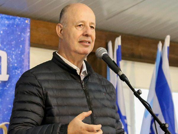 ईरान को हमले की सीधी धमकी देने वाले इजराइली मंत्री जाची हेंग्बी। (फाइल)