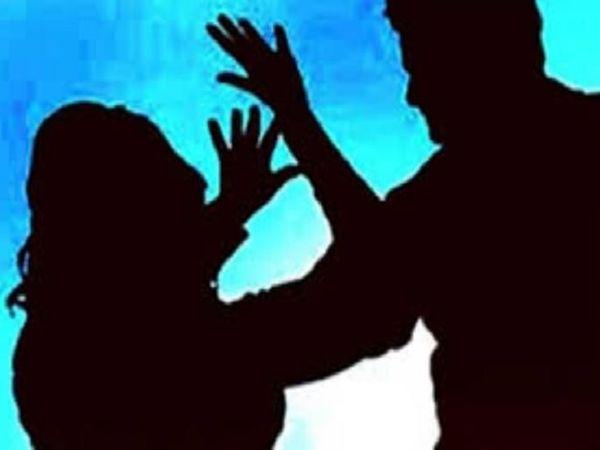 छत्तीसगढ़ के गौरेला-पेंड्रा-मरवाही जिले में शराब के नशे में धुत एक युवक ने घर में घुसकर महिला से छेड़छाड़ की। - Dainik Bhaskar