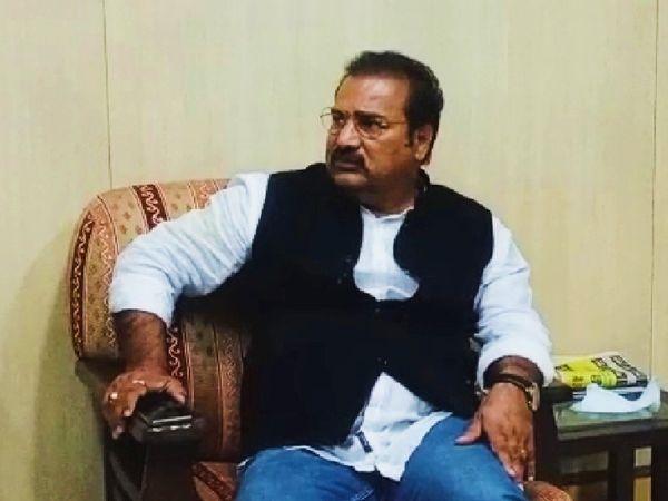 प्रताप सिंह खाचरियावास परिवहन मंत्री राजस्थान। - Dainik Bhaskar