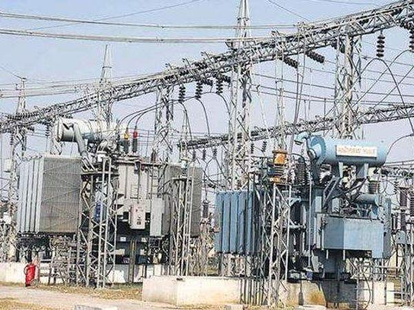 बिजली घर की फाइल फोटो। - Dainik Bhaskar