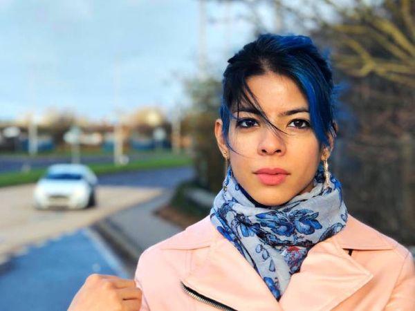 रूमाना ने वेब सीरीज में मुख्य भूमिका निभाई है।