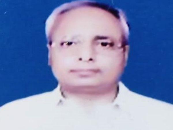 प्रोफेसर सुनील मोदी की फाइल फोटो।