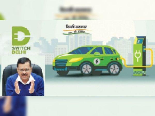 स्विच दिल्ली अभियान - Dainik Bhaskar