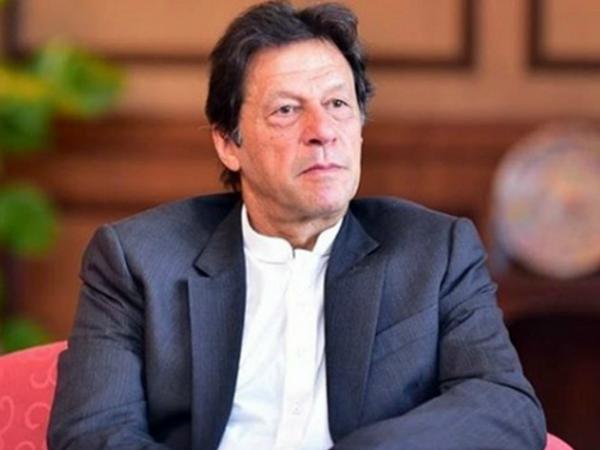 प्रधानमंत्री इमरान खान ने शनिवार को कहा कि वो कश्मीर का हल शांतिपूर्ण ढंग से चाहते हैं। - Dainik Bhaskar