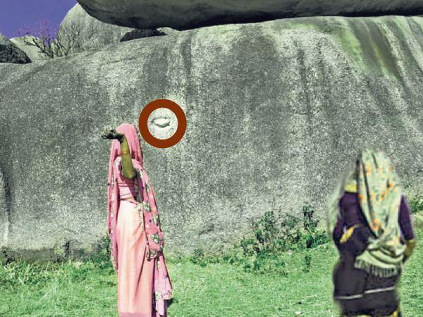 लाल घेरे में बने गोले पर लगाते हैं निशाना - Dainik Bhaskar