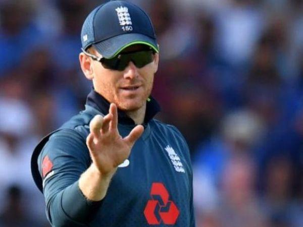 इयोन मोर्गन की कप्तानी में इंग्लैंड ने 54 में से 20 टी20 मैच जीते हैं। - Dainik Bhaskar