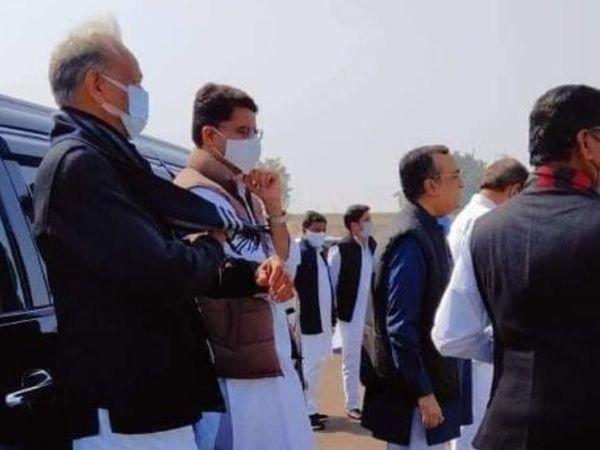 राजस्थान की राजनीति में गहलोत-पायलट, कितने दूर, कितने पास?