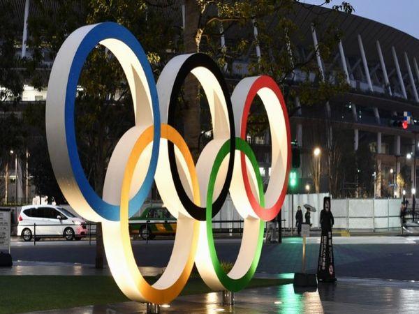 टोक्यो ओलिंपिक कोरोना की वजह से एक साल की देरी से  इस साल 23 जुलाई से 8 अगस्त के बीच होगा। - Dainik Bhaskar