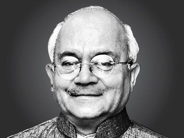 डॉ. वेदप्रताप वैदिक, भारतीय विदेश नीति परिषद के अध्यक्ष - Dainik Bhaskar