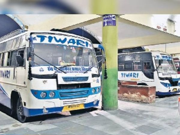 सीधी बस हादसे के बाद अब प्रदेश में यात्री बसों की जांच का अभियान 18 फरवरी से शुरू हो रहा है। - Dainik Bhaskar