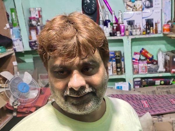 आरोपी नौशाद इकबाल खान के गोदाम से नकली माल जब्त किया गया। - Dainik Bhaskar