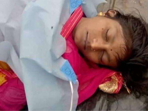 हादसे में यशोदा की भी मौत हो गई। तीन बच्चों से ममता का आंचल छिन गया।