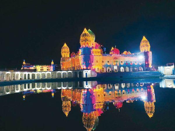 तीन दिवसीय उत्सव एवं समागम वीरवार से शुरू होगा। - Dainik Bhaskar