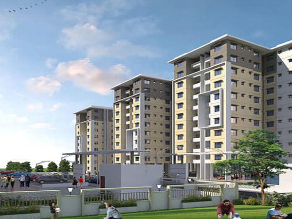 करीब 16 परियोजनाओं के 4,000 से ज्यादा मकानों की डिलीवरी अप्रैल से शुरू हो जाएगी - Dainik Bhaskar