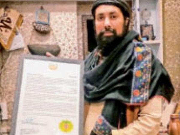 अफगानिस्तान के भारत स्थित दूतावास में एंबेसडर ताहिर कादरी की अगुवाई में आने वाले प्रतिनिधि मंडल करेंगे पेश - Dainik Bhaskar