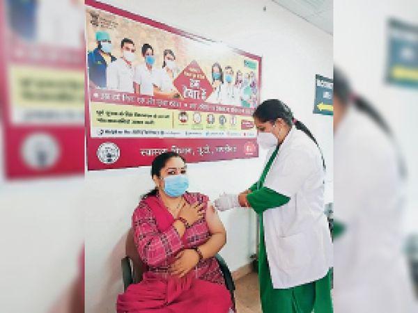 वैक्सीन - Dainik Bhaskar