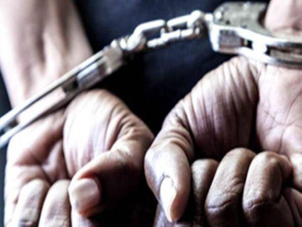मामले में जांच करने के बाद पुलिस ने केस दर्ज कर लिया था। पुलिस ने आरोपी को सेक्टर 1 से गिरफ्तार किया है। (सिंबोलिक फोटो) - Dainik Bhaskar