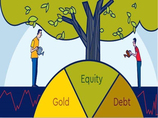 असेट अलोकेटर फंड में इक्विटी, डेट, इंटरनेशनल इक्विटीज, ETF और गोल्ड शामिल होते हैं। व्यक्तिगत असेट क्लास में उतार-चढ़ाव हो सकता है लेकिन एक अच्छी तरह से डाइवर्सिफाइ (diversified) पोर्टफोलियो उतार-चढ़ाव को पीछे छोड़ सकता है - Money Bhaskar