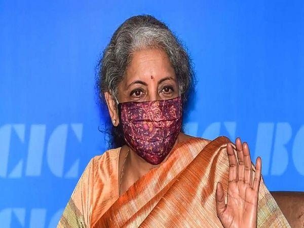 वित्त मंत्री निर्मला सीतारमण   - फाइल फोटो - Money Bhaskar