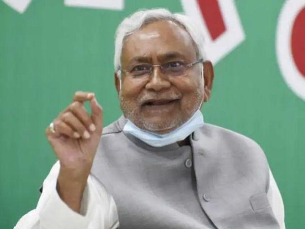 CM नीतीश कुमार की पार्टी JDU के पास मौजूद विभागों को बजट में BJP से कहीं ज्यादा राशि मिली है। - Dainik Bhaskar