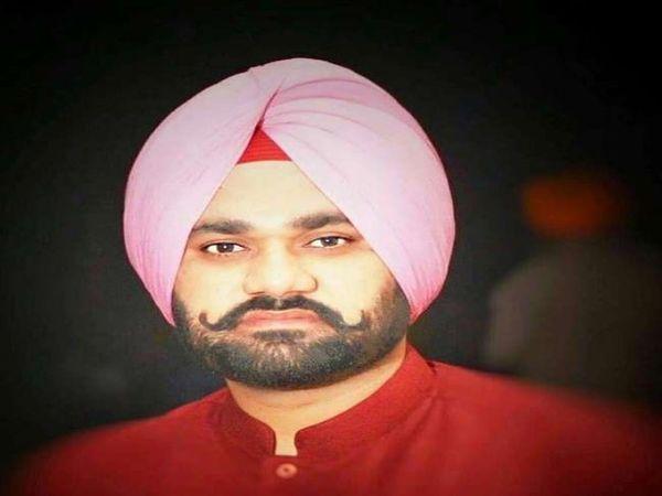स्टोर मालिक गुरप्रीत को तुरंत अस्पताल ले गए, जहां इलाज के दौरान उसने दम तोड़ दिया। - Dainik Bhaskar