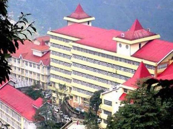 आईजीएमसी - Dainik Bhaskar