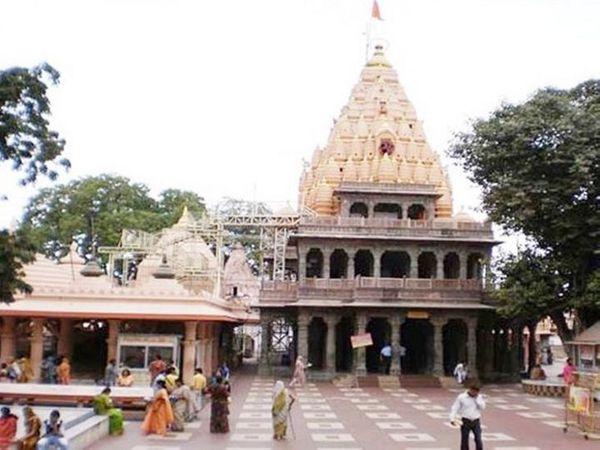 भास्कर का प्लान बना महाकाल मंदिर दर्शन व्यवस्था का आधार - Dainik Bhaskar