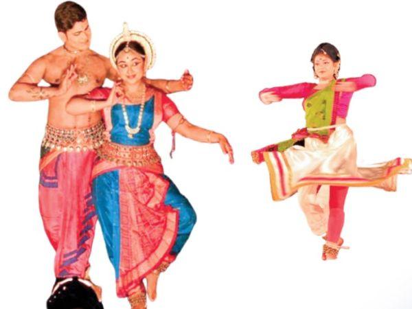 47वें नृत्योत्सव की चौथी शाम ओडिसी युगल, सत्रिया समूह और कथक नृत्य की प्रस्तुतियां हुईं। - Dainik Bhaskar