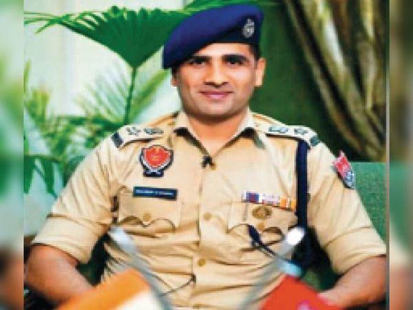 एसएसपी - Dainik Bhaskar