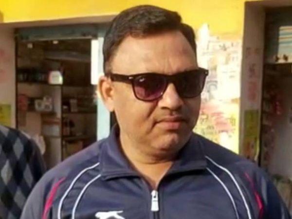 राजेश कुमार।