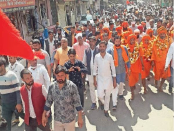 26 को विंडवा क्वारी पर होगी महापंचायत - Dainik Bhaskar