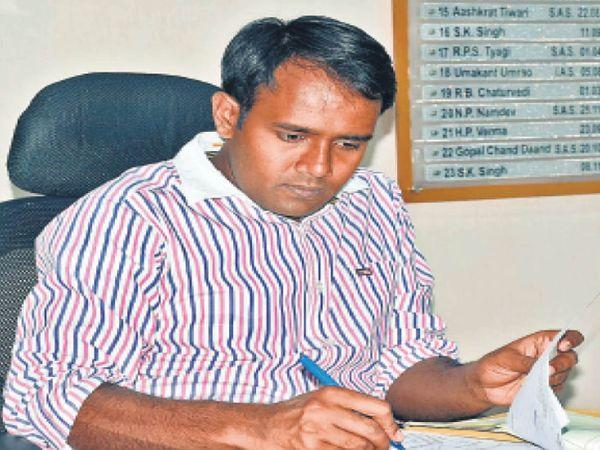 संदीप जीआर - Dainik Bhaskar