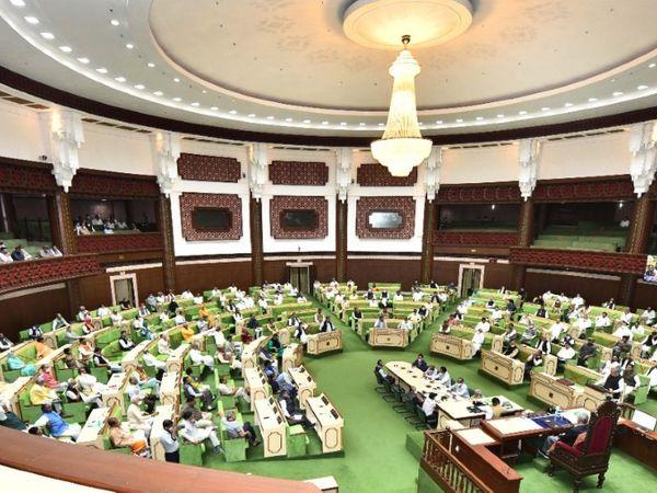 विधानसभा में क्रेडिट कोऑपरेटिव सोसाइटीज के फ्रॉड का शिकार हुए निवेशकों का सवाल उठा, सीएम ने इस पर आधे घंटे की चर्चा का सुझाव दिया - Dainik Bhaskar