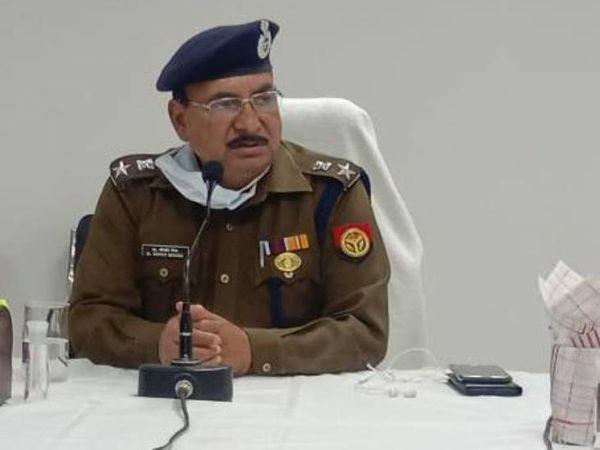 पुलिस अधीक्षक श्रीपति मिश्रा।