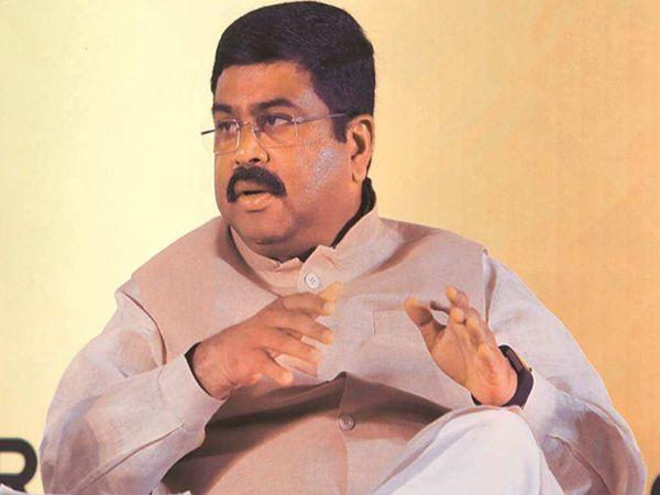केंद्रीय मंत्री ने कहा है कि यह एक अंतरराष्ट्रीय मामला है। मांग बढ़ने से कीमतें बढ़ जाती हैं। सर्दियों में अक्सर ऐसा होता है। - Dainik Bhaskar