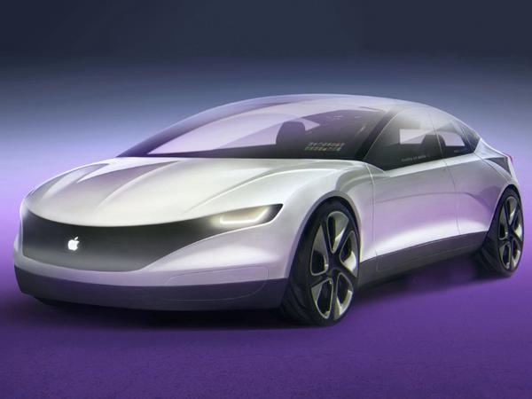 एपल अपनी कार में LiDAR तकनीक को शामिल कर सकती है, जो आर्टिफिशियल इंटेलिजेंस फंक्शनंस में सटीकता प्रदान करती है। (डेमो इमेज) - Dainik Bhaskar