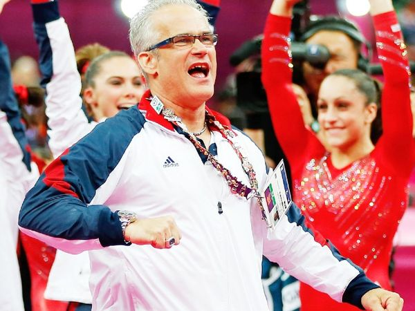 अमेरिका के पूर्व ओलिंपिक जिम्नास्ट कोच जॉन गेडार्ट को 2018 में कोच पद से सस्पेंड कर दिया गया था। -फाइल फोटो - Dainik Bhaskar