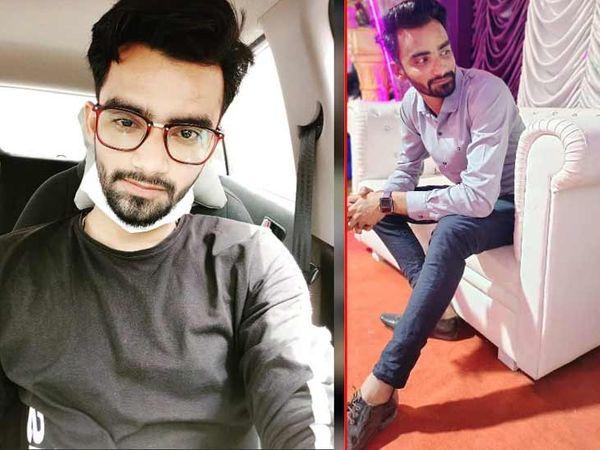 राजस्थान के जालौर में रहने वाला आयशा का शौहर आरिफ। 2018 में आयशा का निकाह आरिफ के साथ हुआ था।