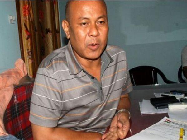 बोडोलैंड पीपुल्स फ्रंट यानी BPF के चीफ हग्रमा मोहिलिरे ने सोशल मीडिया पर बीजेपी गठबंधन से अलग होने का ऐलान किया है। (फाइल) - Dainik Bhaskar