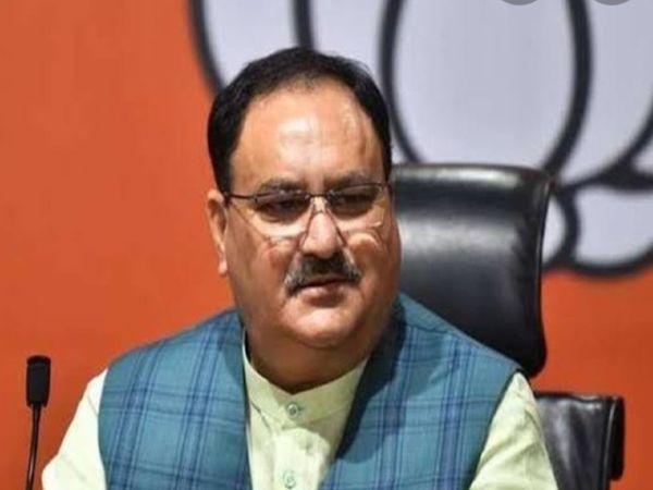 BJP के राष्ट्रीय अध्यक्ष बनने के बाद जेपी नड्डा का पहला वाराणसी दौरा होगा। - Dainik Bhaskar