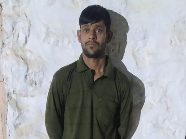 Omnath accused in police arrest.  - Dainik Bhaskar