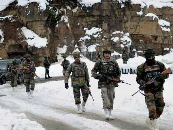 जीरो वेदर कैजुअल्टी का लक्ष्य तय कर भारतीय सेना ने लद्दाख में मौसम से पार पा लिया। - Dainik Bhaskar